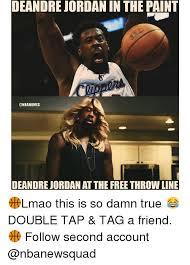 Deandre Jordan Meme - 25 best memes about deandre jordan jordans and friends