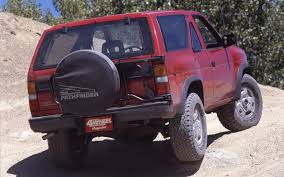 nissan pathfinder off road change of course in search of a softer path for the nissan pathfinder