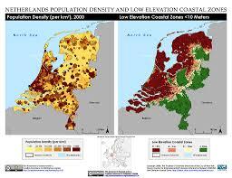 Map Netherlands Map Gallery Sedac