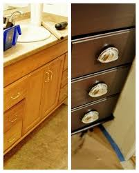 How To Stain Unfinished Cabinets by Best 20 Gel Stain Cabinets Ideas On Pinterest Stain Kitchen