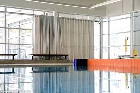 Retractable Curtains Muslim Women Arrive At Pool In Sydney U0027s West For Lesson Daily