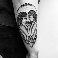 gemini tattoo pesquisa google tattoo ideas pinterest