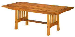 Crafts Dining Table By Berkeley Mills