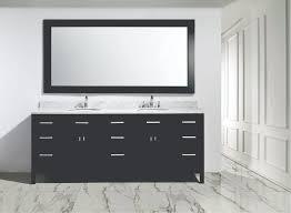 Espresso Vanity Table London Stanmark 84 U2033 Double Sink Vanity Set In Espresso Finish