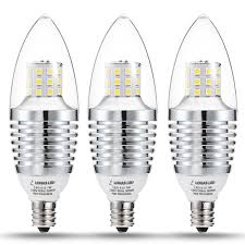 lohas candelabra led bulbs 7w led light 65w 70w incandescent