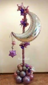 Elegant Balloon Centerpieces by Princess Sofia Centerpiece By Elegant Balloons Elegant Balloons