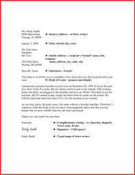 chinese formal letter format images letter samples format