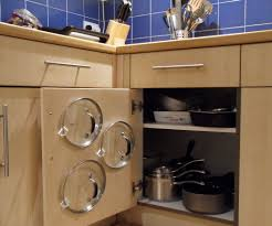 Kitchen Pan Storage Ideas by Easiest Cupboard Pan Lid Organiser 4 Steps With Pictures