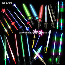 wholesale light up suitable for use as children toys or