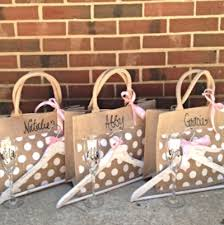 bridesmaids bags bridesmaid gift bags unique wedding favors