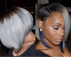 african american silver hair styles 15 ideas of african american bob hairstyles for black women