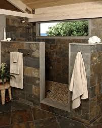 Open Showers No Doors Open Styled Bathroom Design With Cozy Shower Designs Without Doors
