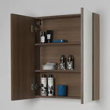 roper rhodes signatures designer mirrored bathroom cabinet 600mm