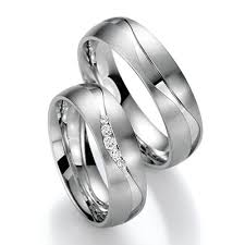 wedding band sets wave design wedding band sets his and hers wedding bands