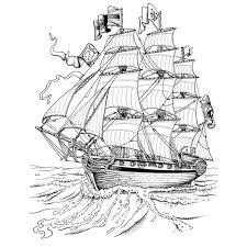 dessin gratuit de pirate a imprimer et colorier pirates
