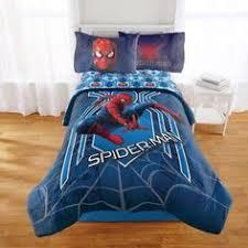 Spiderman Comforter Set Full Spider Man Twin Full Comforter Set Gift For Kids Boys Top Quality