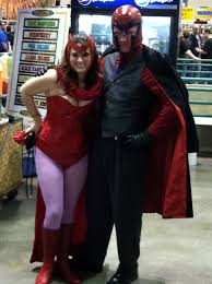marvel scarlet witch costume scarlet witch and magneto by jedigirl528 on deviantart