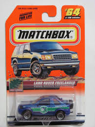 land rover matchbox sf0503 model details matchbox university