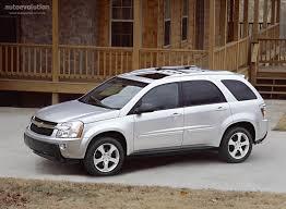 2006 Chevy Equinox Interior Chevrolet Equinox Specs 2004 2005 2006 2007 2008 2009