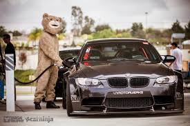 bmw m3 stanced the happiest bmw m3 owner in the world autoevolution