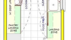 galley kitchen floor plans small effectively daniel de paola