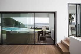 Patio Doors Uk Sl20 Classic Sliding Aluminium Glass Patio Doors Slimline Glazing