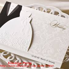 custom designed wedding invitations wedding invitation card design new 100pcs lot free shipping