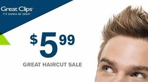 haircut specials at great clips great clips 5 99 haircut 4 22 4 29 ship saves