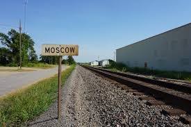 there are more than 20 towns in america called moscow why is that