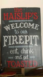 Fire Pit Signs best 25 pallet fire pit ideas on pinterest pallet deck
