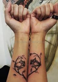 matching tattoo for couples 9 best tattoos ever
