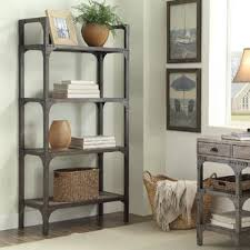 Weathered Bookcase Bookcases You U0027ll Love Wayfair