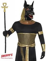 Anubis Halloween Costume Costume Anubis Jackal Smiffy U0027s Costumi Halloween Uomo