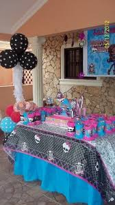 monster high birthday party ideas monster high party monster