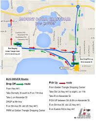Eustis Florida Map by Maps And Resources U2013 Mount Dora Craft Fair