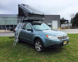 subaru forester redesign subaru forester rooftop tent rooftop tent living combo