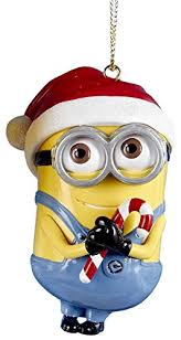 despicable me minion ornament boomz for him