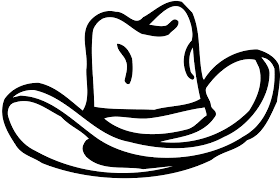 drawing cowboy hat png free download clip art free clip art