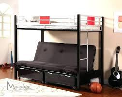 Bunk Bed Futons Loft With Futon Top Loft Bed With Futon And Desk Loft Futon Beds