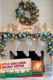 want something different 2015 frozen fireplace mantle