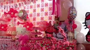 Filipino Christmas Party Themes Hello Kitty Theme Party Decor By Chloe U0027s Party Needs 0917 134 9194