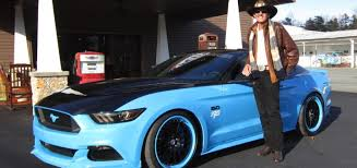 build ford mustang 2015 petty s garage to build 300 mustang king gts ford authority