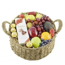 fruit delights spare normal gift baskets hers australia wide delivery