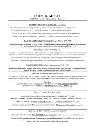 Example Resume  Best Marketing Resume Samples  career history for         Example Resume  Global Marketing Advisors For Best Marketing Resume Samples With Manager Marketing  Best