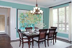 aqua dining room teal dining rooms