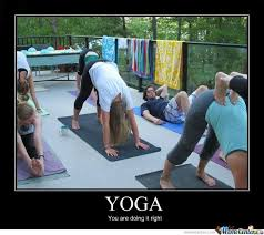 Yoga Meme - yoga by ben meme center