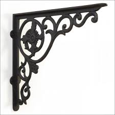 furniture bookcase shelf brackets large shelf brackets 12 inch