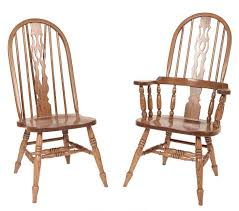 Amish Dining Room Chairs Hillview Chair Collection