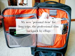 New Hampshire best traveling backpack images Ebags professional slim laptop backpack review my new quot personal jpg