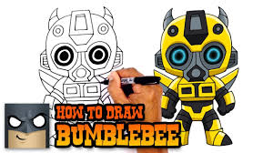 how to draw bumblebee transformers youtube